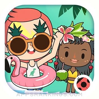 Miga Town: My Vacation app reviews and download