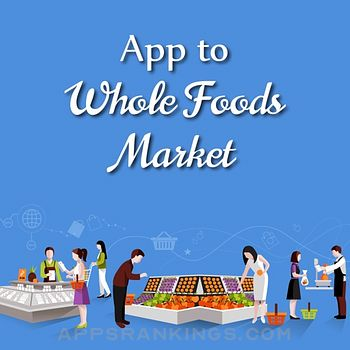 App to Whole Foods Market app reviews and download