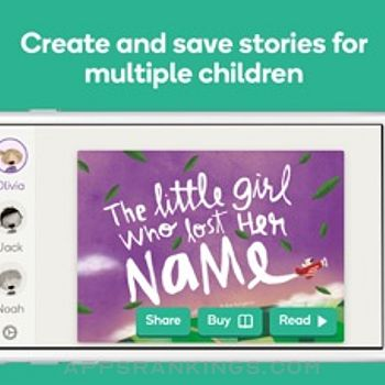 Wonderbly Story Time Books iphone images