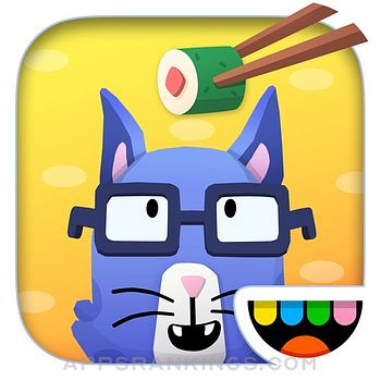 Toca Kitchen Sushi app reviews and download