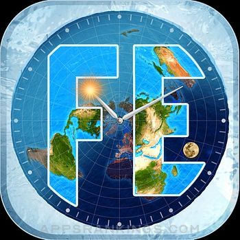 Flat Earth Sun, Moon & Zodiac app reviews and download