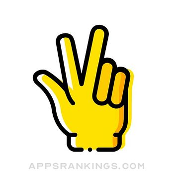 Hand Gesture Stickers app reviews and download