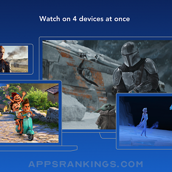 Disney+ Ipad Images
