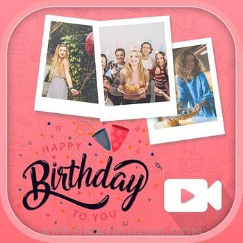 Birthday Music Video Maker app overview, reviews and download