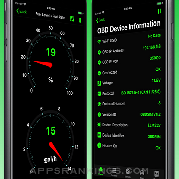 OBD for Jeep iphone images