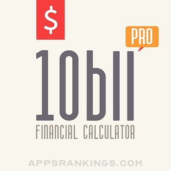 10bII Financial Calculator PRO app reviews and download