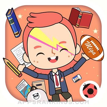 Miga Town: My School app reviews and download