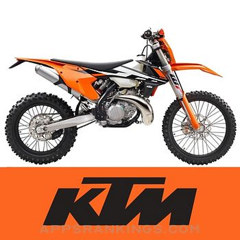 Jetting for KTM 2T Moto app description and overview