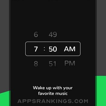 Alarm for Spotify iphone images