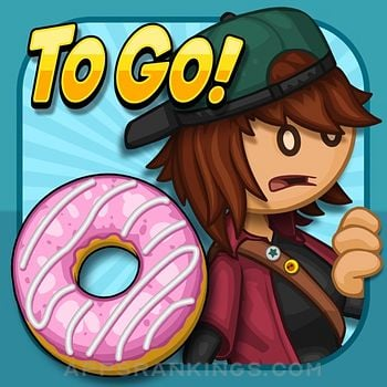 Papa's Donuteria To Go! app overview, reviews and download