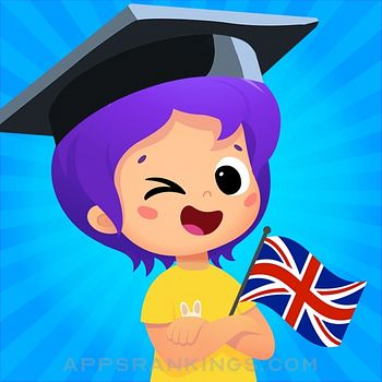 EWA Kids: English for children app reviews and download