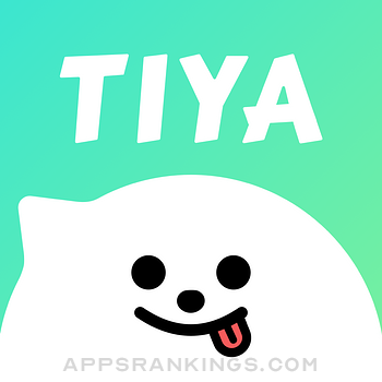 Tiya - Voice Chat & Match app description and overview