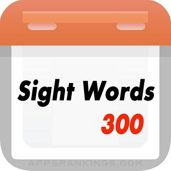 Sight Words 高频词300 app reviews and download