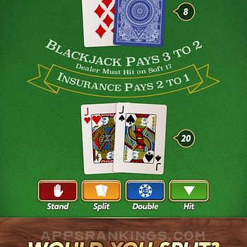 Blackjack Ipad Images