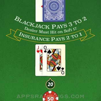 Blackjack iphone images