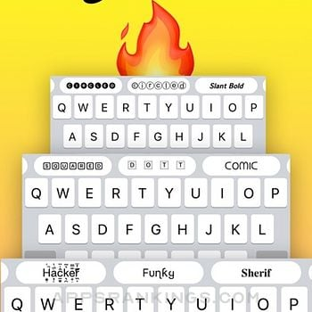 Fonts for Snapchat Keyboard iphone images