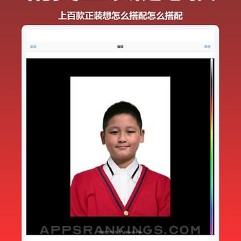 My ID photo & passport photo Ipad Images