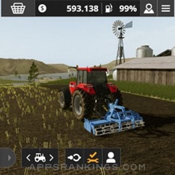 Farming Simulator 20 iphone captures décran
