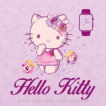 Hello Kitty Watchfaces app reviews and download