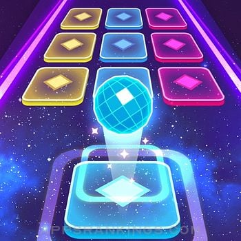 Color Hop 3D - Music Ball Game app reviews and download