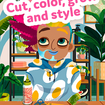 Toca Hair Salon 4 Ipad Images