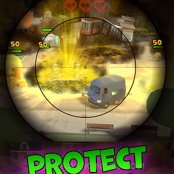 Snipers Vs Thieves: Zombies! Ipad Images