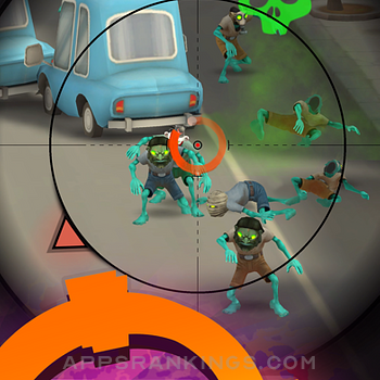 Snipers Vs Thieves: Zombies! iphone images