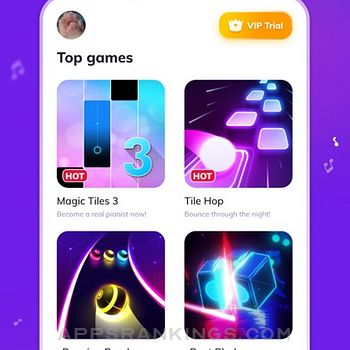 Game of Songs - Music Gamehub iphone images