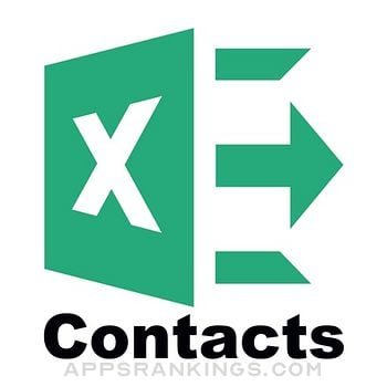 Save contacts to Excel app description and overview