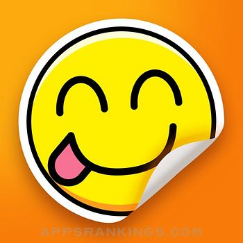 Stickers Funny of Meme & Emoji app reviews and download