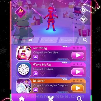 Beat Blader 3D Ipad Images