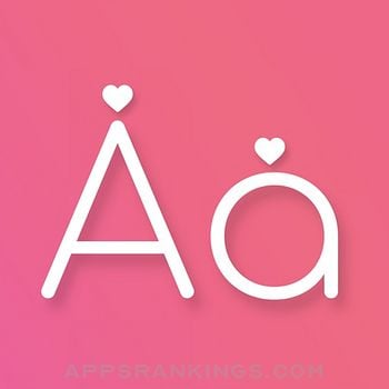 Fonts for iPhones app reviews and download