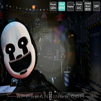 Ultimate Custom Night ipad images