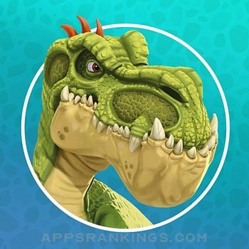 Gigantosaurus, The Waterfall app overview, reviews and download