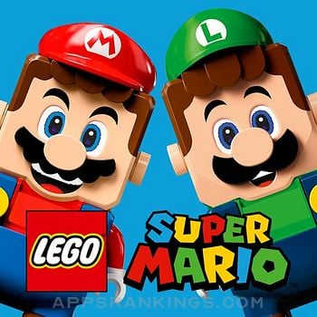 LEGO® Super Mario™ app reviews and download