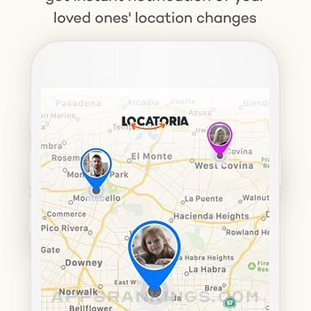 Locatoria - Find Location iphone images