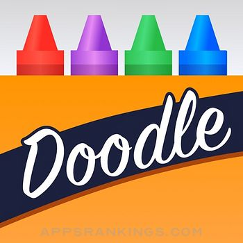 Doodle Drawing Pad app reviews and download
