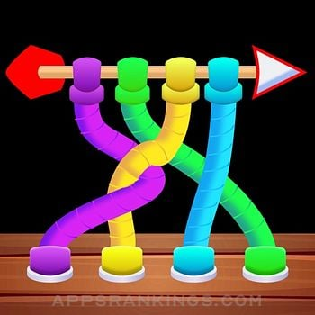 Tangle Master 3D app reviews and download