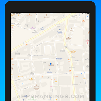 Adressor - Find where you are ipad images