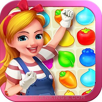Tropica Sweet- Match 3 app description and overview