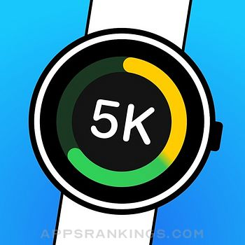Watch to 5K - Couch to 5km Run app reviews and download