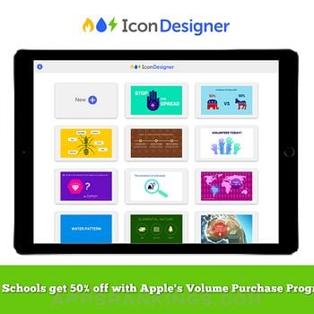 Icon Designer - by Icongraph Ipad Images
