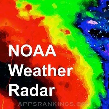NOAA Radar & Weather Forecast app reviews and download