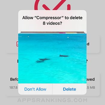 Video size compressor + iphone images