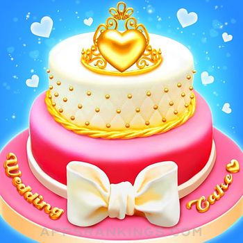 Wedding Cake - Baking Games app reviews and download