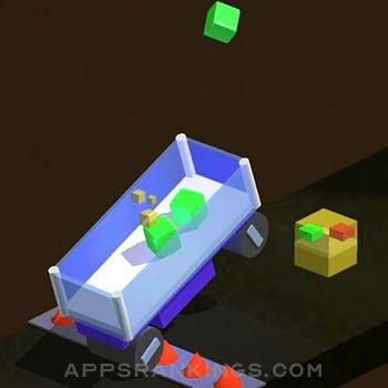 Cube Catch 3D app overview, reviews and download