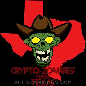 Crypto Zombies from Texas app overview, reviews and download