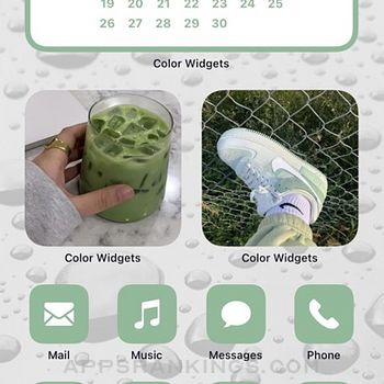 Color Widgets iphone images