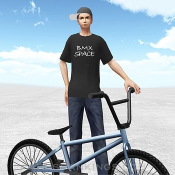 BMX Space app overview, reviews and download