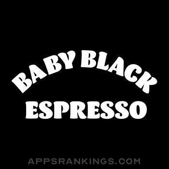 Baby Black Espresso Bar app overview, reviews and download